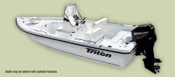 2009 - Triton Boats - 218 Bat Explorer