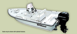 2009 - Triton Boats - 196 Bay Explorer