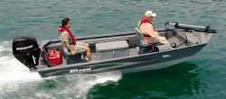 2009 - Triton Boats - 1550SS