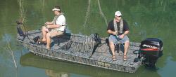 2009 - Triton Boats - 1650SC
