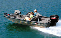 2009 - Triton Boats - TC 17