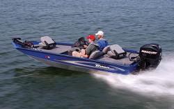 2009 - Triton Boats - VT 16