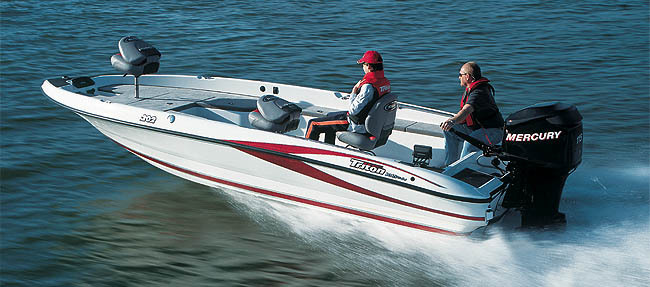 Research 2009 - Triton Boats - 202 Tiller on iboats com