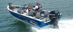 2009 - Triton Boats - DV 17 Magnum