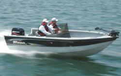 2009 - Triton Boats - DV 16