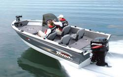 2009 - Triton Boats - DV 17 Liberty