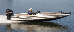 2010 - Triton Boats - 21XS DC
