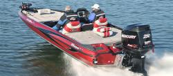 2010 - Triton Boats - 20XS HP SC