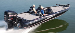 2010 - Triton Boats - 21HP DC