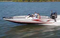 2010 - Triton Boats - 20XS DC
