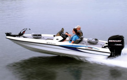 2010 - Triton Boats - 17 Explorer