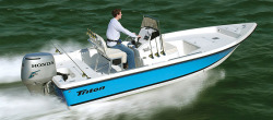 2010 - Triton Boats - 196 Bay Explorer