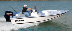 2010 - Triton Boats - 171 Bay Explorer