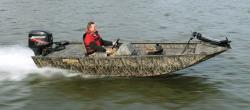 2010 - Triton Boats - Ambush 16