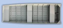 2010 - Triton Boats - 1648 SFB