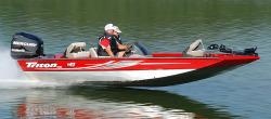 2010 - Triton Boats - TS-17