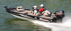2010 - Triton Boats - VT 16