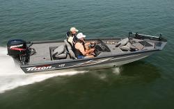 2010 - Triton Boats - TC 17