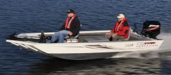 2010 - Triton Boats - 1657SS