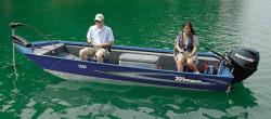 2010 - Triton Boats - 1550 Crappie