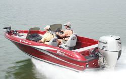 2010 - Triton Boats - 177 Explorer