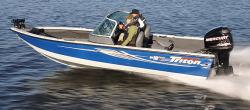 2010 - Triton Boats - DV 18 Magnum