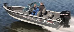 2010 - Triton Boats - DV 17 Magnum