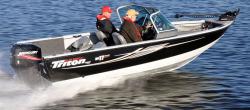 2010 - Triton Boats - DV 17 Liberty