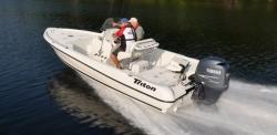 2012 - Triton Boats - 220 LTS