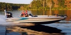 2012 - Triton Boats - 21HP