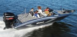 2013 - Triton Boats - 210 Escape