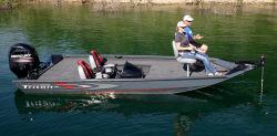 2014 - Triton Boats - X18C