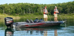 2015 - Triton Boats - 21 TRX