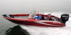 2017 - Triton Boats - 216 Fishunter