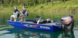 2017 - Triton Boats - 18 C TX