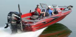 2017 - Triton Boats - 206 Fishunter