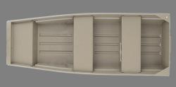 2017 - Triton Boats - 1036 Riveted Jon