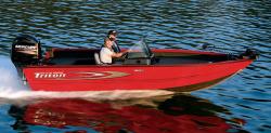 2017 - Triton Boats - 168 DV