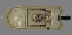 2017 - Triton Boats - 2072 MVX CC