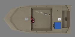 2017 - Triton Boats - 1448 MVX Jon