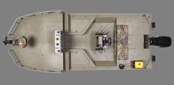 2017 - Triton Boats - 2072 MVX Sportsman