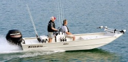 2018 - Triton Boats - 1862 CC Bay