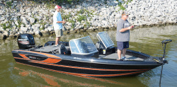 2018 - Triton Boats - 186 Fishunter
