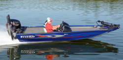 2018 - Triton Boats - 18 TX