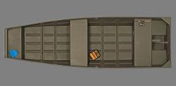 2019 - Triton Boats - 1436 Riveted Jon