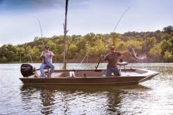 2020 - Triton Boats - 1860 MVX Jon