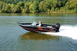 2020 - Triton Boats - 186 Fishunter