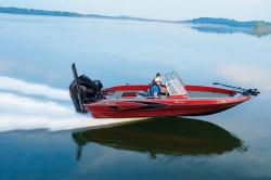 2020 - Triton Boats - 206 Fishunter