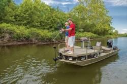2020 - Triton Boats - 2072 MVX Sportsman