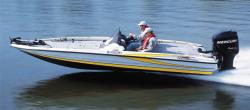 Triton Boats 20X2 DC Bass Boat